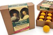 Marten en Oopjen nu ook als Rembrandt-bonbons