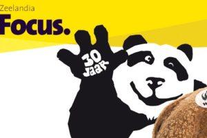 Pandabroodje brengt in 30 jaar 4,2 miljoen op voor WNF