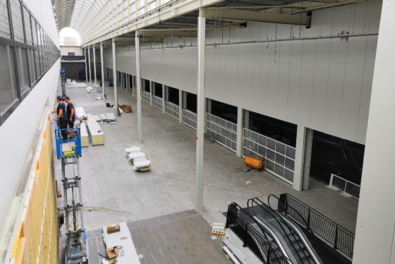 Evenementenhal Gorinchem investeert in tweede beurshal: Next Level