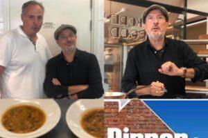 Tv-kok Alain Caron aan de slag bij Hartog's Volkoren