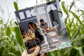 Ikea ziet digitalisering versnellen en stopt met catalogus