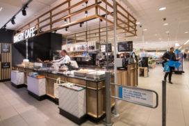 Albert Heijn stapt af van naam Bakery Café