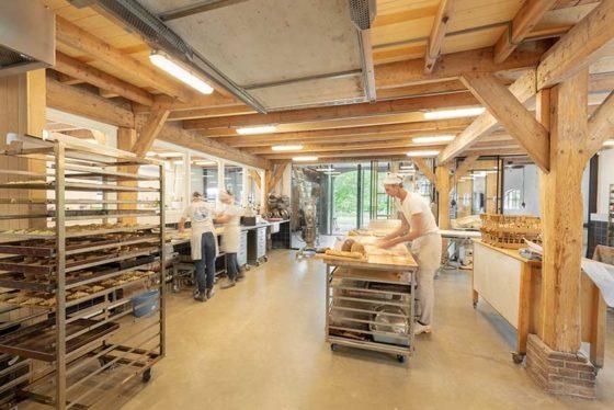 Bakkerij De Veldkeuken vestigt zich in rijksmonument