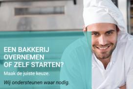 Stichting Bedrijfsopvolging lanceert ikwileenbakkerij.nl