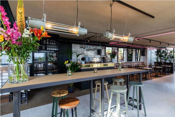 Karaat: restaurant, brasserie, bar en bakkerij ineen