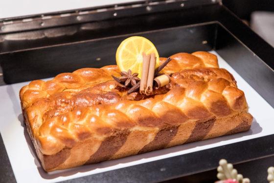 Decoratie van brood: een nieuwe trend.