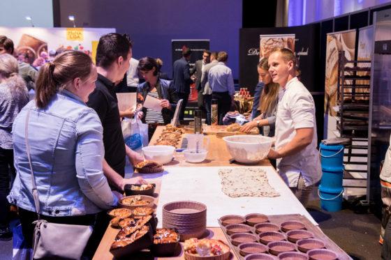NPT-lid Niek van Waarde geeft uitleg over zoete en hartige broodproducten die niet zullen misstaan bij de bakker.