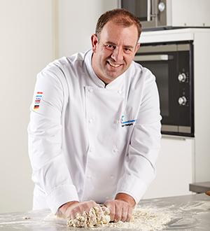 Ben Haagsma, boterexpert van Friesland Campina.