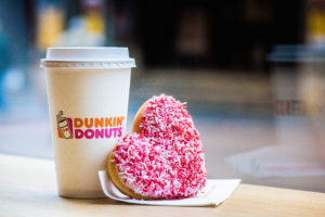 Dunkin' opent store in Designer Outlet Roosendaal