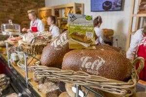 Opmars 'wondergraan' teff in Nederlandse bakkerij
