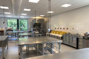 Nieuwe praktijklokalen voor Rijn IJssel Vakschool Wageningen