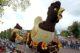 Chocoladewagen wint 90ste Bloemencorso Lichtenvoorde