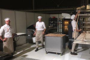 BoulangerieTeam in Nantes: dag 2