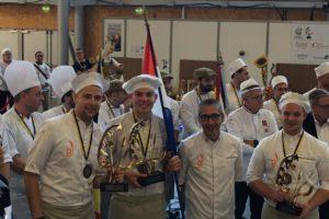 BoulangerieTeam 3e op EK Nantes