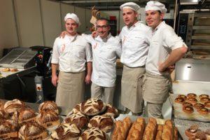 BoulangerieTeam in Nantes: dag 2 – foto's