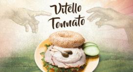 Bagels & Beans presenteert Vitello Tonnato