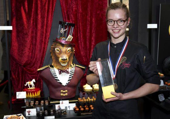 Sibrich Bakker – Crème de la Crème – wint Gouden Gard 2019