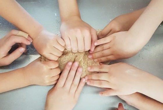Baking Lab houdt workshops in Weekend van de Wetenschap