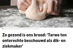 AD gaat in op voedingswaarde van brood