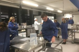 Global Bakers onder de indruk van Food Innovation Academy