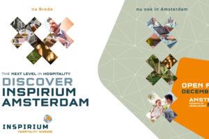 Horecawerf wordt Inspirium Amsterdam