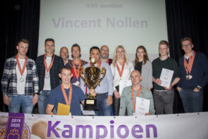 Bakkerij Nollen wint BakkersVakWedstrijden 2019